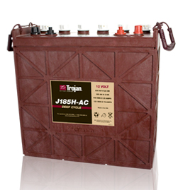 Trojan J185H-AC Deep Cycle Battery Free Delivery most locations in the lower 48*.